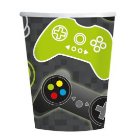 250ML LEVEL UP CUPS HOT OR COLD PK OF 8 9911596
