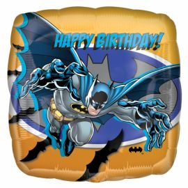 BATMAN HAPPY BIRTHDAY 18 INCH
