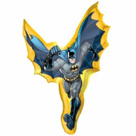 27 INCH BATMAN ACTION SHAPE