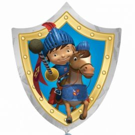 18 INCH X 22 INCH MIKE THE KNIGHT SHIELD