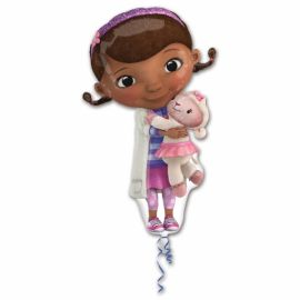 DOC MCSTUFFINS SUPERSHAPE BALLOON