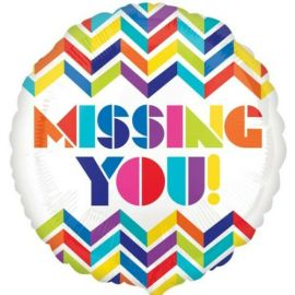 18 INCH MISSING YOU