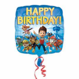 18 INCH PAW PATROL HAPPY BIRTHDAY