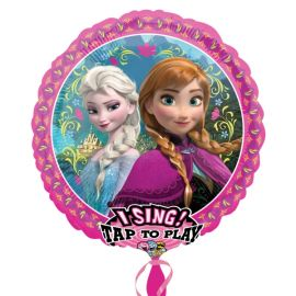 28 INCH FROZEN SINGING BALLOON