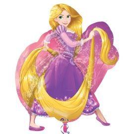 DISNEY PRINCESS RAPUNZEL SUPERSHAPE