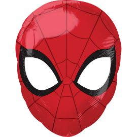 18 INCH SPIDER MAN FACE