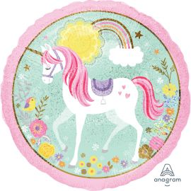 18 INCH BELIEVE IN UNICORNS