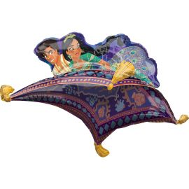 LARGE SHAPE ALADDIN MAGIC CARPET