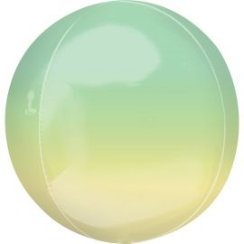 ORBZ OMBRE YELLOW GREEN