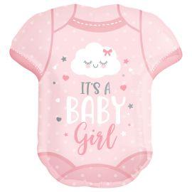 22 INCH BABY GIRL ONESIE
