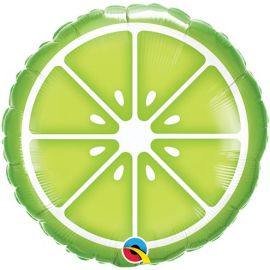 18 INCH SLICED LIME FOIL