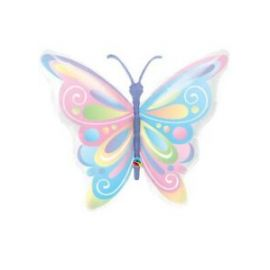 40 INCH PASTEL BUTTERFLY