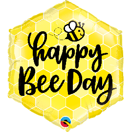 20 INCH HAPPY BEE DAY FOIL