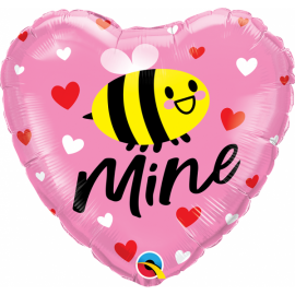 18 INCH BEE MINE VALENTINE 071444167512