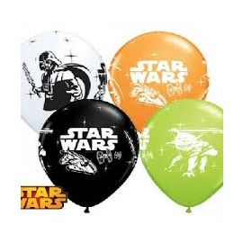 12 INCH SPECIAL AST DARTH VADAR & YODA AST PK OF 6