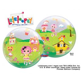 22 INCH SINGLE BUBBLE LALA LOOPSY