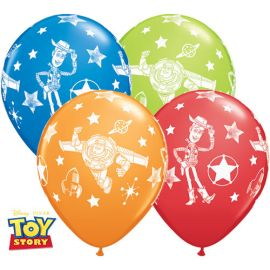 11 INCH DISNEY TOY STORY BALLOON 25CT