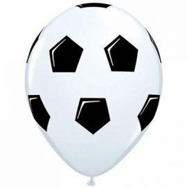 11 INCH FOOTBALL BALLOON 25CT