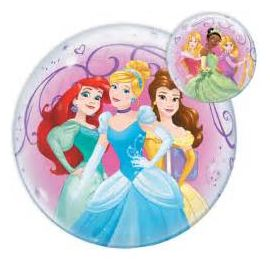 22 INCH DISNEY PRINCESS BUBBLE
