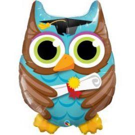 34 INCH GRADUATION OWL 55863
