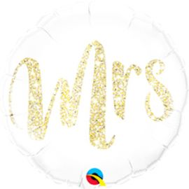 18 INCH WEDDING MRS