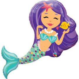 38 INCH ENCHANTING MERMAID