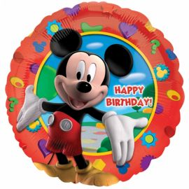 18 INCH MICKEY'S CLUBHOUSE BDAY
