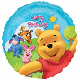 WINNIE THE POOH AND FRIENDS BALLOON