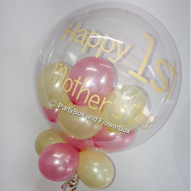 1ST MOTHERS DAY BUBBLE