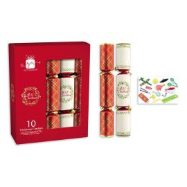 CRACKERS 10X12 INCH TRADITIONAL PK OF 10