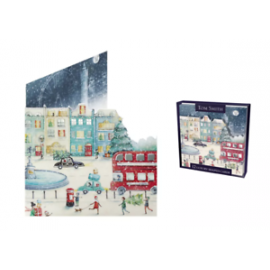 BOX CARDS CITY SCENE PK OF 12 - TOM SMITH