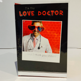 I AM THE LOVE DOCTOR CODE L