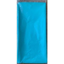 137 CM X 137 CM DISPOSABLE PLASTIC TABLE COVER MIN