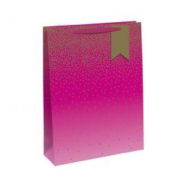 PINK OMBRE MEDIUM BAG PK OF 6 39835-3C 5033601493419