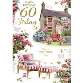 HAPPY BIRTHDAY 60 TODAY