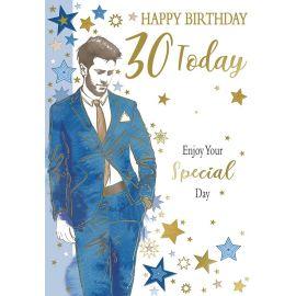 HAPPY BIRTHDAY 30 TODAY
