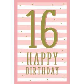 16TH BIRTHDAY GIRL