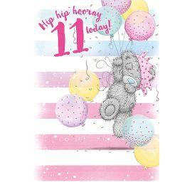 11TH BIRTHDAY GIRL