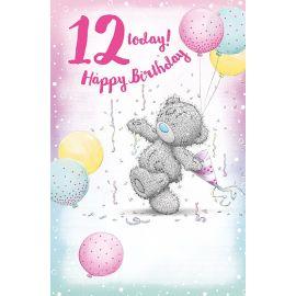 12TH BIRTHDAY GIRL