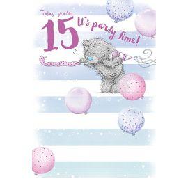 15TH BIRTHDAY GIRL