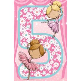 5TH BIRTHDAY GIRL