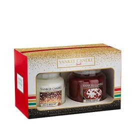 YANKEE CANDLE AW16 CHRISTMAS HOLIDAY PARTY 2 MEDIUM JAR