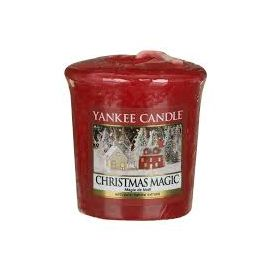 YANKEE CANDLE CHRISTMAS MAGIC