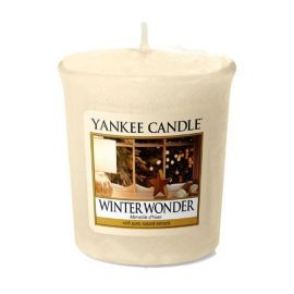 YANKEE CANDLE WINTER WONDER VOTIVE