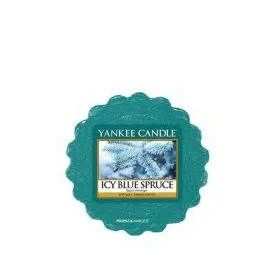 YANKEE CANDLE ICY BLUE SPRUCE WAX MELT