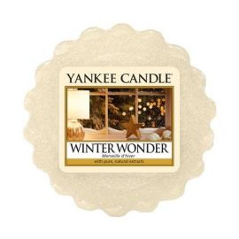YANKEE CANDLE WINTER WONDER WAX MELT