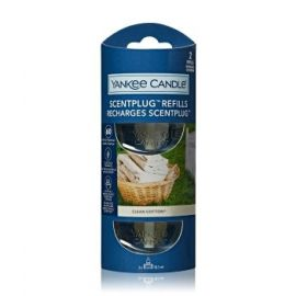 CLEAN COTTON SCENT PLUG IN REFILL TWIN PACK