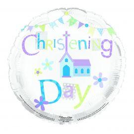 18 INCH CHRISTENING DAY BOY
