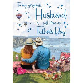 FATHERS DAY HUSBAND PICNIC