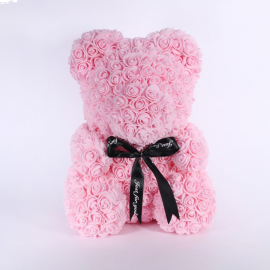 ARMOUR ROSE BEAR PINK
